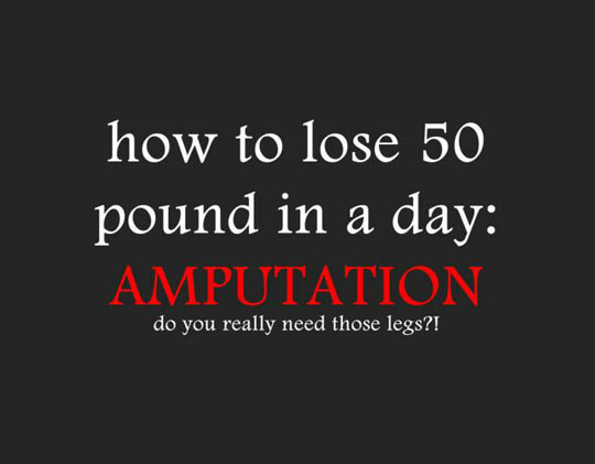 50 Pound In A Day