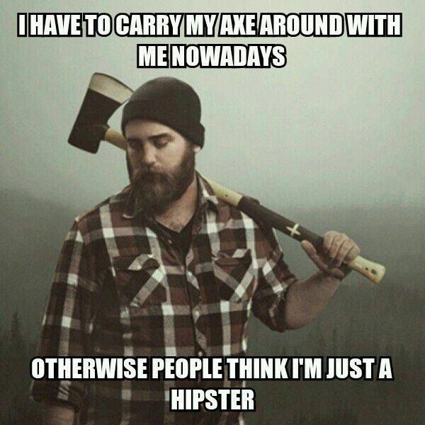 The Lumberjack Struggle