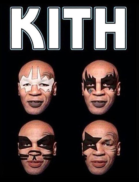 Mike Tyson's New Band