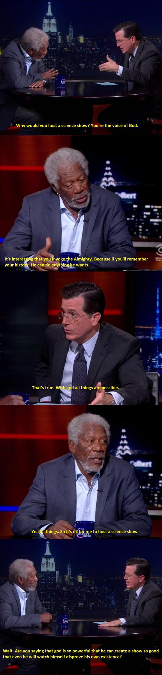 Morgan & Colbert