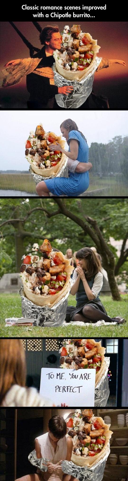 Burrito Romance
