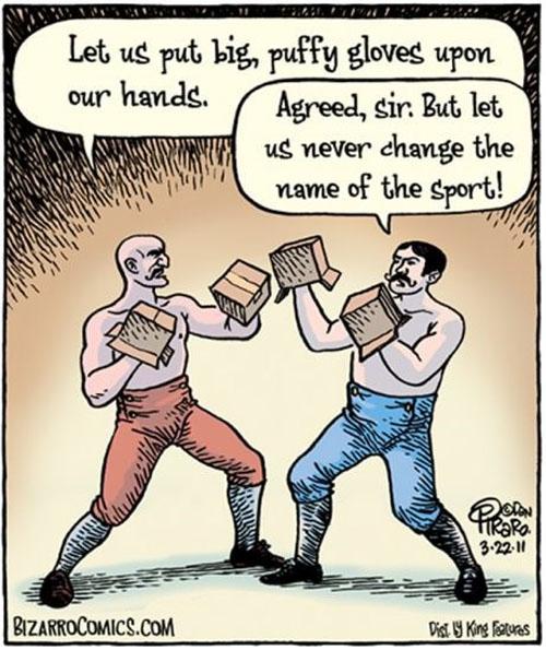 The Origin Of Boxing