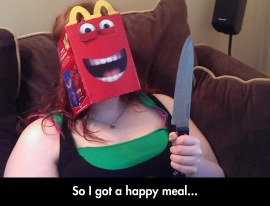 The New Happy Meal