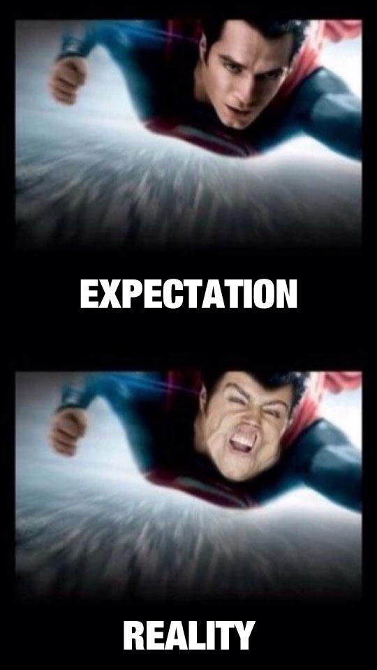 Superman Reality