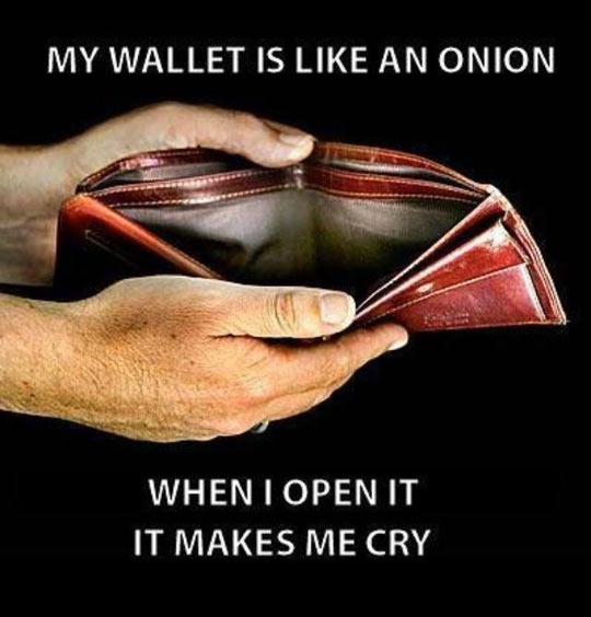 Onion Wallet