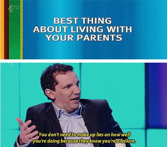 Living With Your Parents