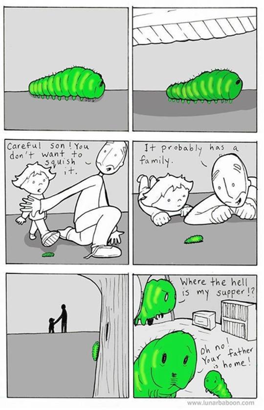 Caterpillar Family