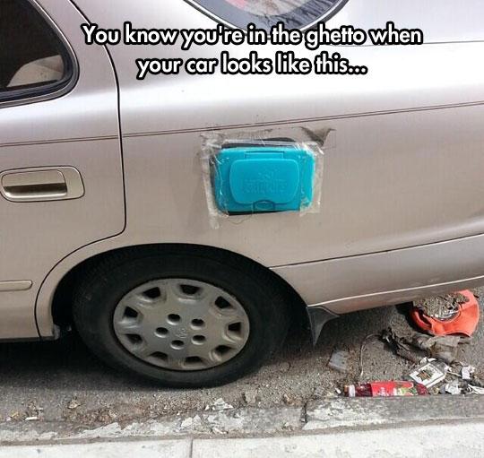 Ghetto Car