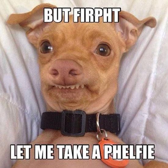 Lisp Selfie