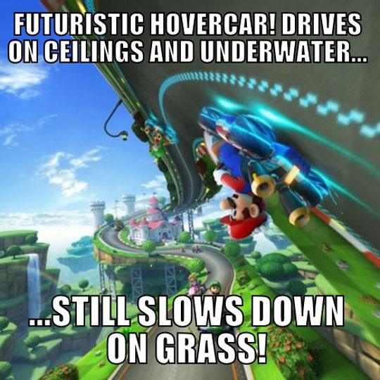 Mario Kart Logic