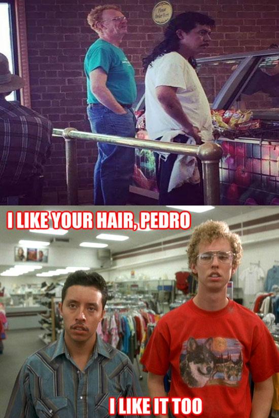 Napoleon & Pedro Are Old