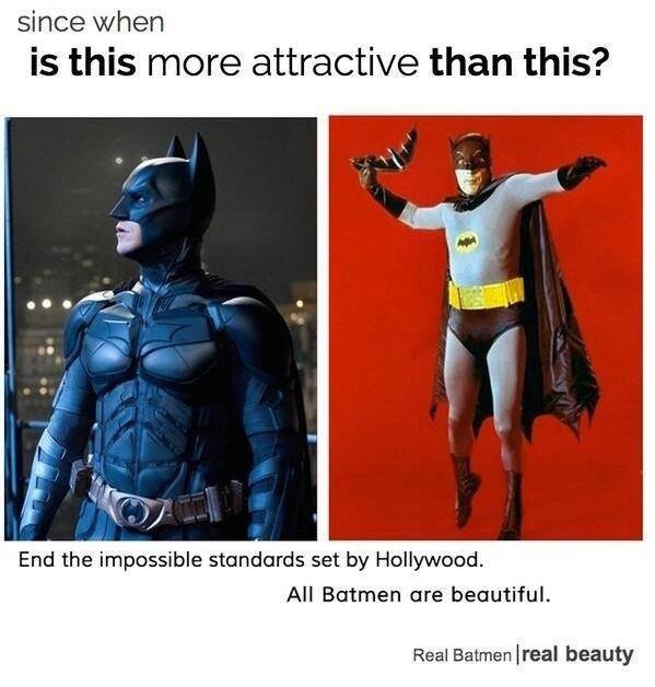 Real Batmen