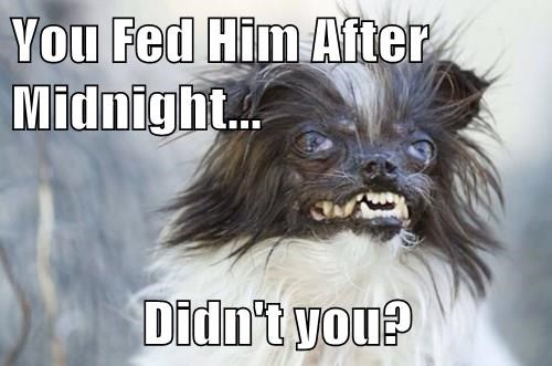 Fed After Midnight