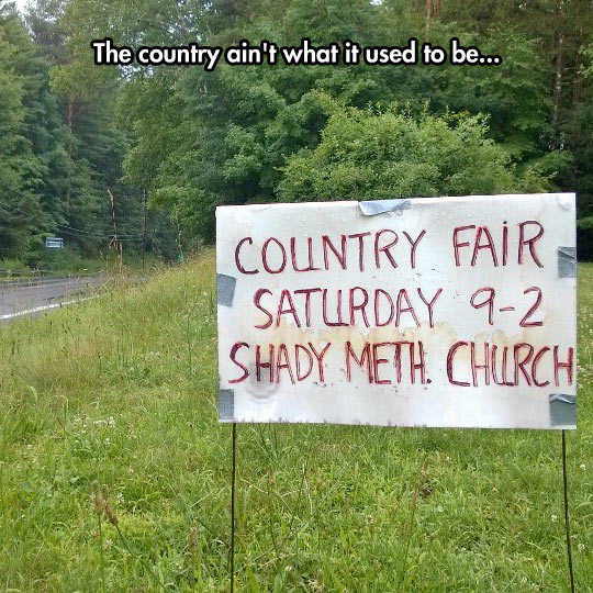 Shady Meth Church