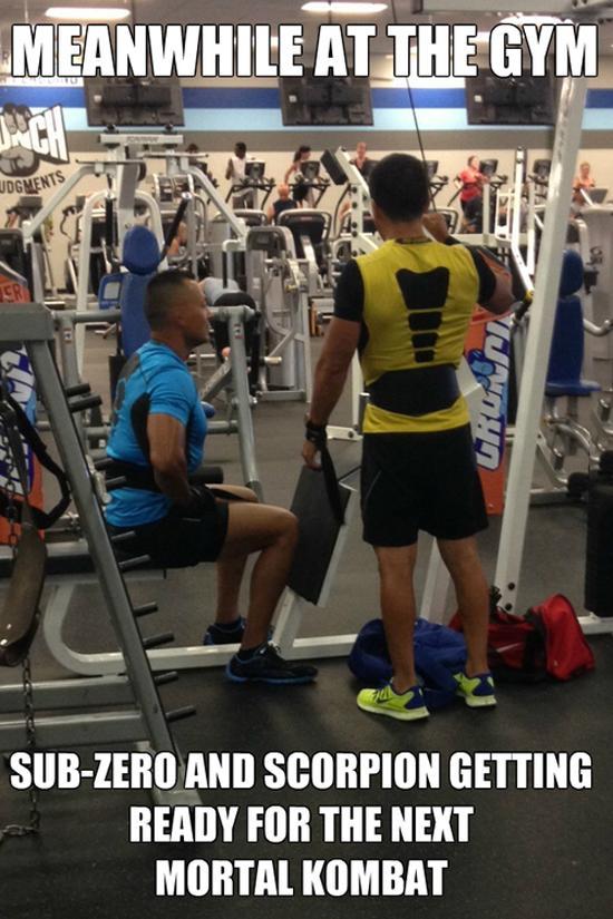 Kombat Workout