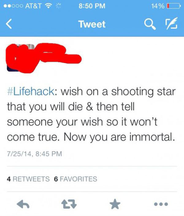 Immortality Can Be Yours
