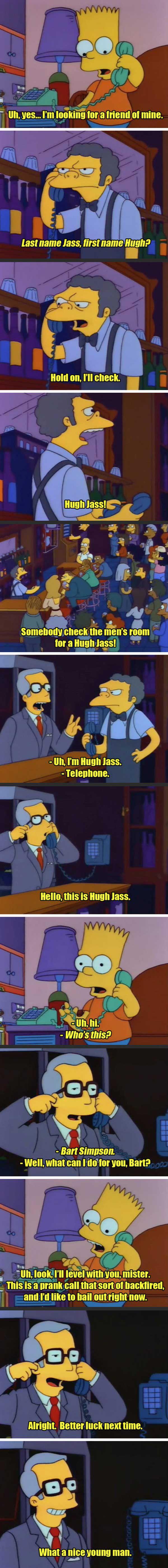 Hugh Jass