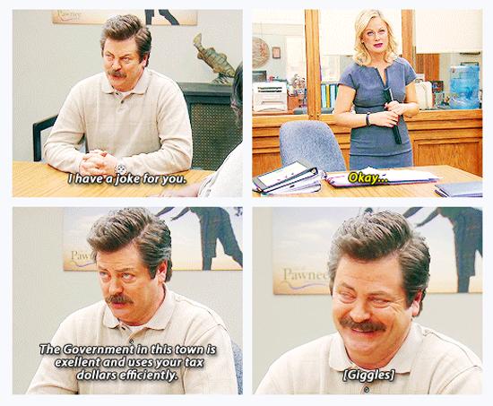 Ron's Joke