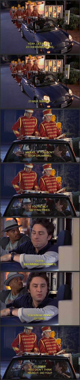 23 Cheeseburgers