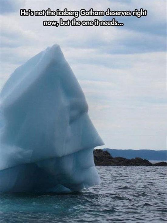 Gotham Iceberg