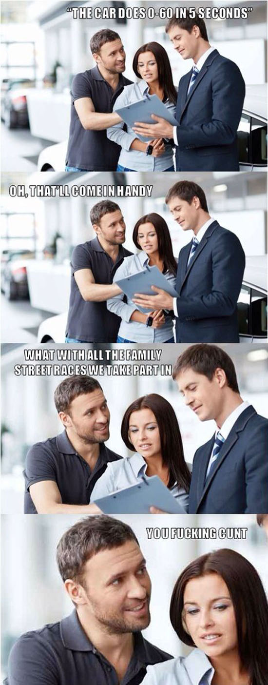 Car Salesmen