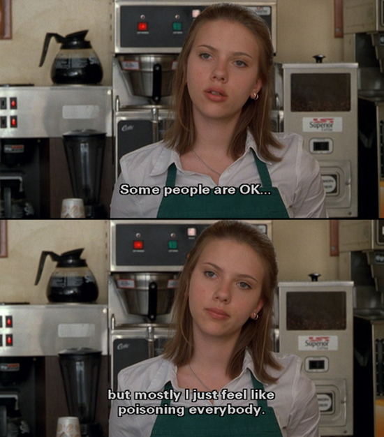 The Life Of A Barista