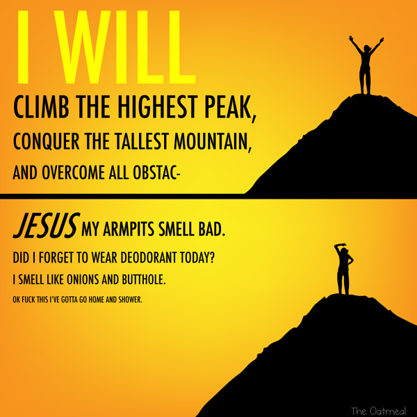 Climb The Highest Peak