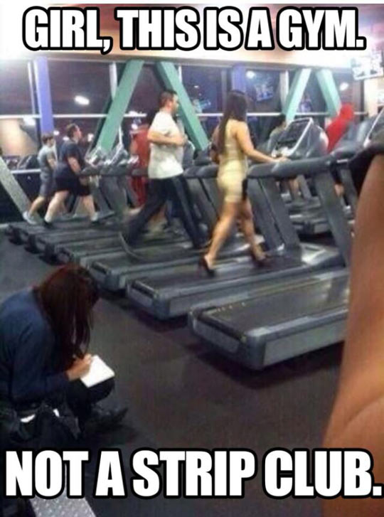 This Is A Gym