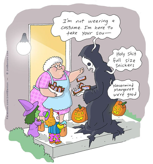 Death On Halloween