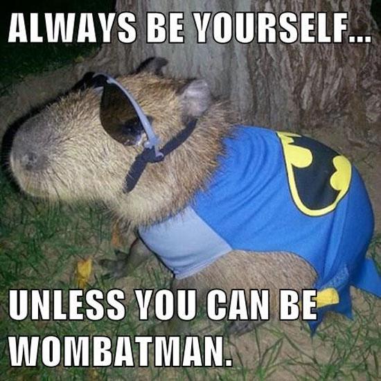 Wombatman