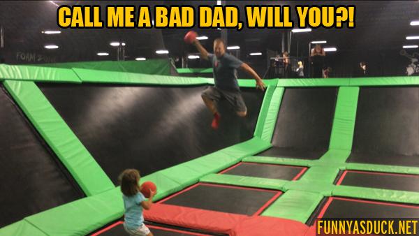 Bad Dad?