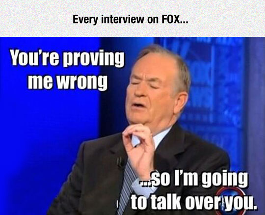 Every Interview Of FOX