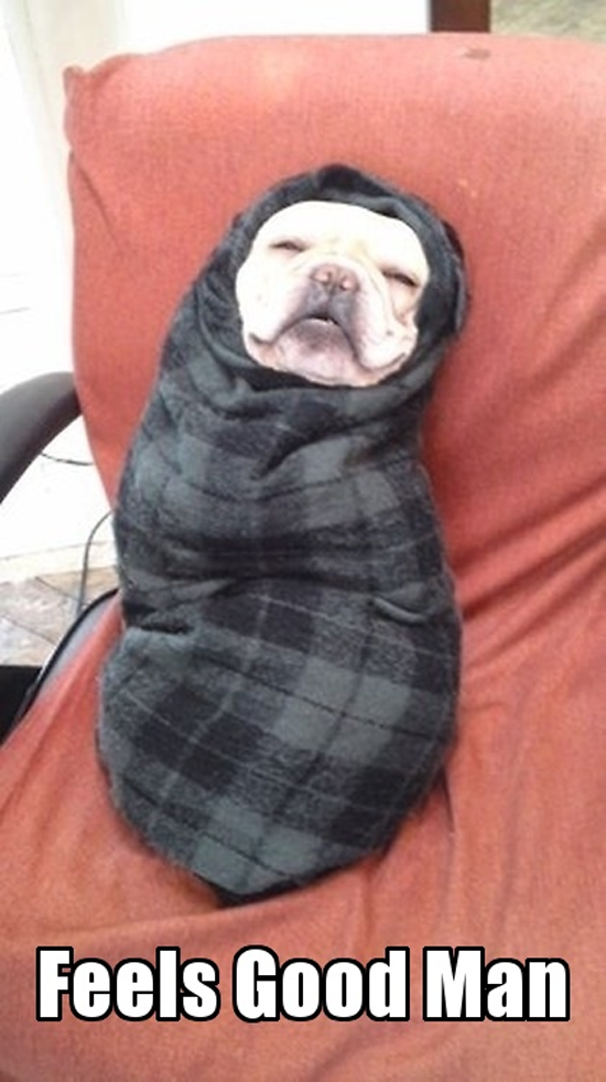 Waking Up On Cold Mornings