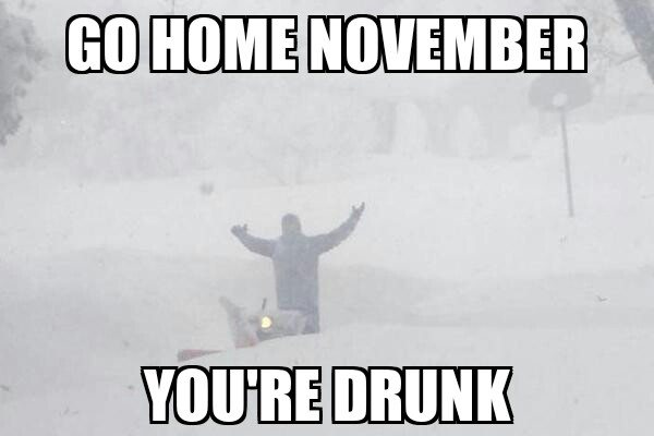 Go Home November