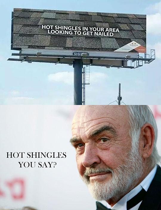 Hot Shingles