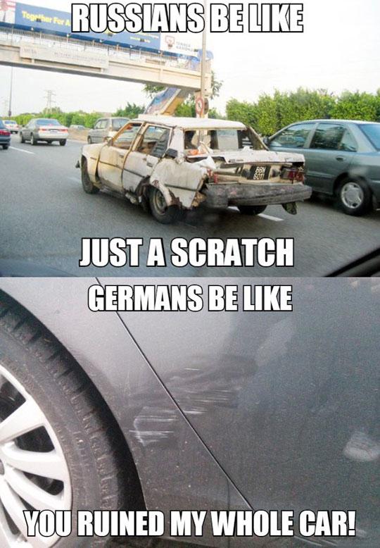 Just A Scratch