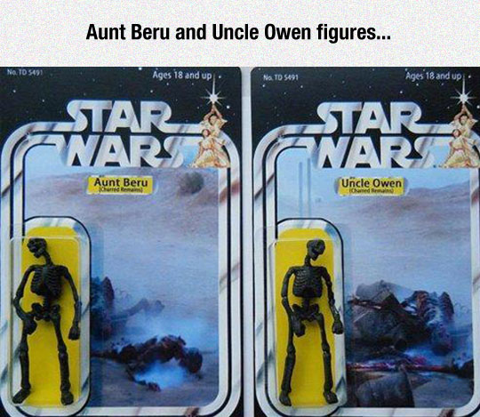 Aunt And Uncle Figures
