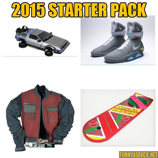 2015 Starter Pack
