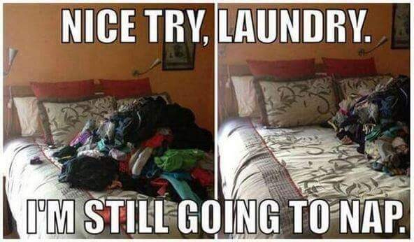 Nice Try, Laundry