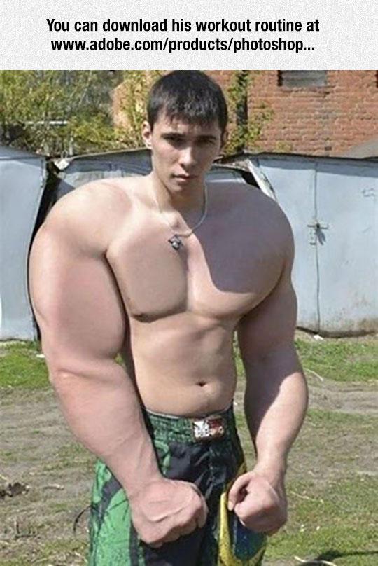 Photoshop Workout