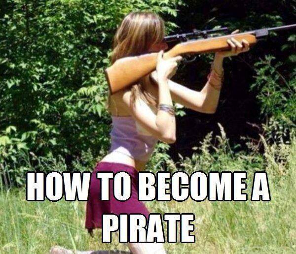 Become A Pirate