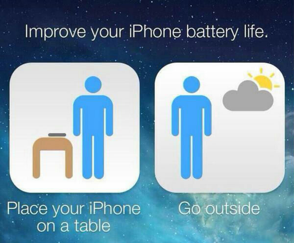 Improve Your iPhone Battery
