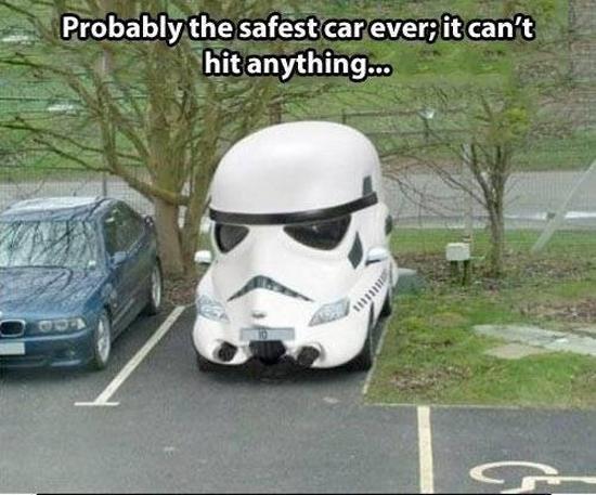 Stormtrooper Car