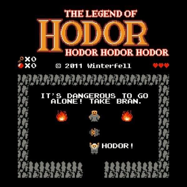 The Legend Of Hodor