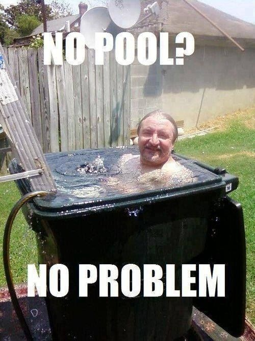 No Pool