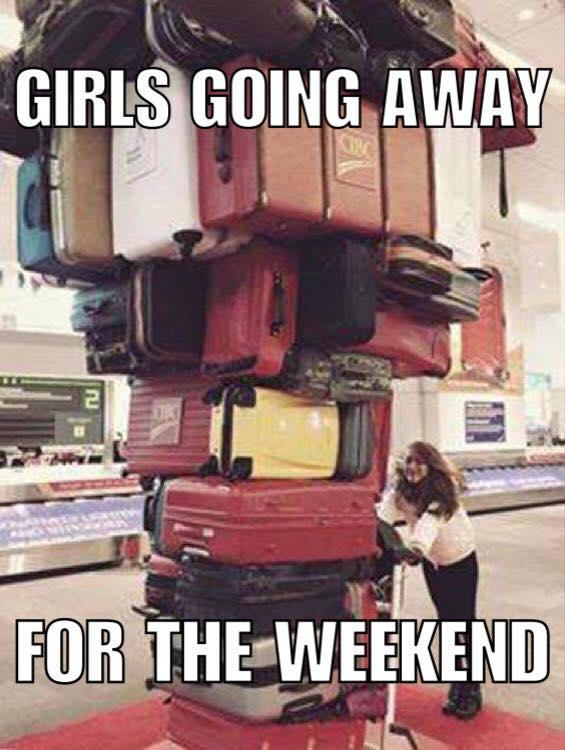 Girls Going Away